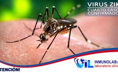 Ministerio de salud confirma cuatro casos de Zika en Santa Cruz